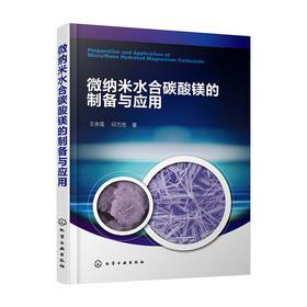 微纳米水合碳酸镁的制备与应用