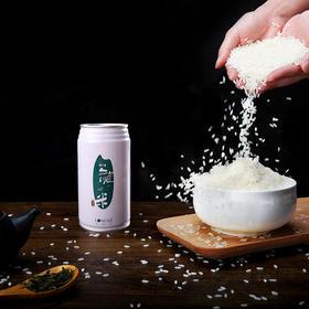【赠品】龙米家稻花香 白色经典4罐装/箱