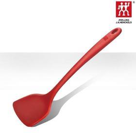 【厨房配件】德国双立人硅胶铲 食品级硅胶不粘锅厨房用铲厨房工具炒菜大铲子