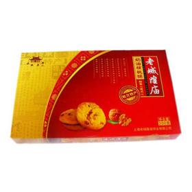 上海特产 老城隍庙 奶油核桃酥 200g/盒