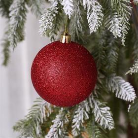 ins轻奢风圣诞球挂饰创意节日室内装饰品挂饰北欧风圣诞场景布置