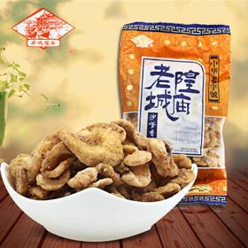 上海特产 老城隍庙 香脆豆瓣160g袋装