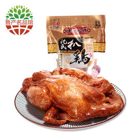 山东德州扒鸡|五香透骨 肉烂骨酥 地方特产 开袋即食|600g/袋|【严选X生鲜熟食】