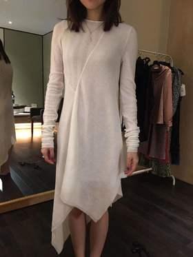 SWAYING 19AW 羊绒裙