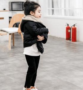 【女童】*白鸭绒加厚儿童羽绒服1-6岁小童 | 基础商品