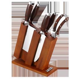 【刀具】康巴赫刀具不锈钢套装组合德国工艺全套厨房家用切菜刀水果刀套装
