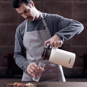 【厨房餐具】德国康巴赫304不锈钢保温壶大容量2L家用热水瓶暖水壶侯爵保温壶
