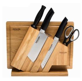 【刀具】德世朗家装耐用不锈钢五件套刀
