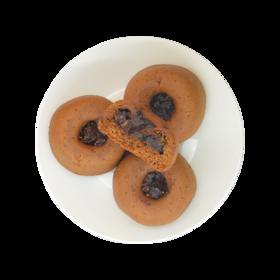 雅觅茯苓枣饽饽糕点|带有浓郁的枣香味 给您带来爱不释手的感觉|320g/盒【严选X休闲零食】
