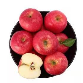 山西运城红富士苹果|口感脆甜 营养多汁|5-10斤装【严选X水果蔬菜】