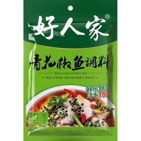 好人家 老坛酸菜鱼调料350g 鱼调料 酸汤火锅底料-864917