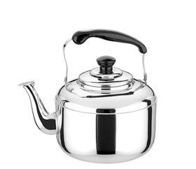【锅具】特厚苹果壶家用居家不锈钢通用壶平底水壶超大容量水壶