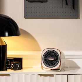 摩飞亲肤冷暖风机家用电暖气加湿电暖器小太阳取暖器节能省电小型