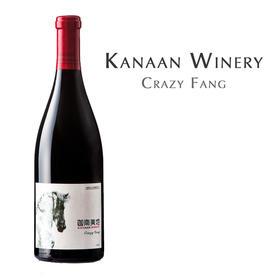 迦南美地魔方红葡萄酒, 中国宁夏贺兰山东麓 Kanaan Crazy Fang, China Ningxia Helan Moutain