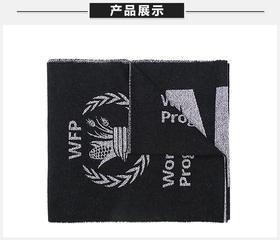 【寺库专供】Balenciaga 巴黎世家 男士黑色羊毛围巾 538839-320B0-1077