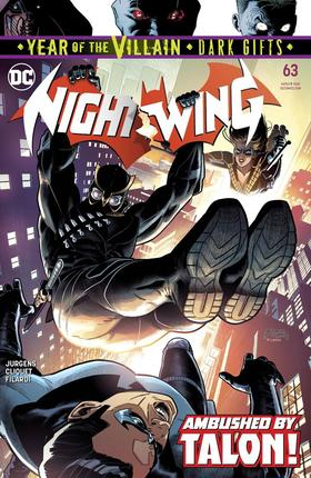 夜翼 Nightwing Vol 4 001-063