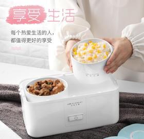 【电器】陶瓷内胆密封保鲜加热蒸煮保温插电热饭盒