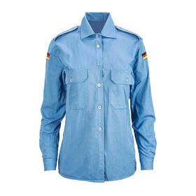 【德军公发】海军蓝色长袖衬衣