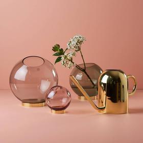 丹麦【AYTM】GLOBE系列玻璃圆花瓶