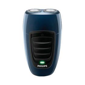 飞利浦Philips电动剃须刀充电式男士刮胡刀双刀头便携式 PQ190