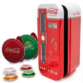 【新品上架】斐济2020年瓶盖异形银币售卖机套装(4枚装)