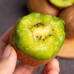 陕西原生态种植猕猴桃 清甜可口多汁(放软后吃)