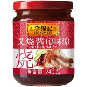李锦记 调味酱 叉烧酱 粤菜烧烤腌制 240g-864951