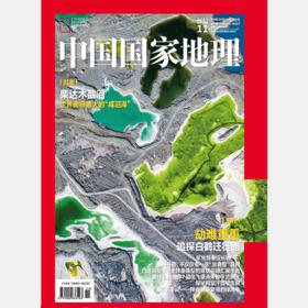 《中国国家地理》201911 柴达木盐沼