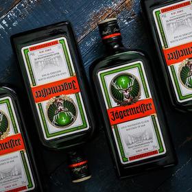 [野格 圣鹿力娇酒]德国原装进口 一杯下肚也几乎不会烧喉咙 700ml/瓶