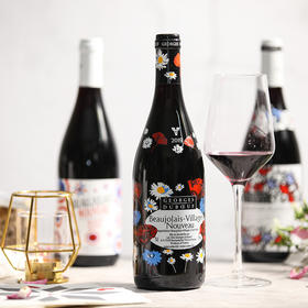 [预售 2019博若莱新酒 预计11月21日发货]法国乔治杜博夫 村庄级干红 750ml/瓶