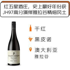 【1.23-1.28停发】天使之梯爱坡园黑皮诺干红葡萄酒2018 Giant Steps Applejack Vineyard Pinot Noir 2018