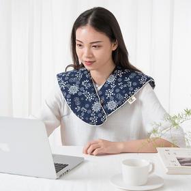 植珍艾·蕲艾绒披肩 | 披上就能驱寒补阳,肩颈不痛,全身暖和