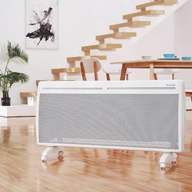 百斯腾家用静音取暖器 防水智能速热