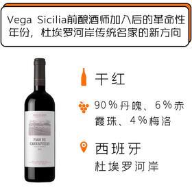 卡罗维亚干红葡萄酒2015 Pago de Carraovejas Finca Y Bodega 2015