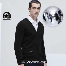 【美国宇航服同款材料可抵抗-196°的科技防寒毛衫】气凝胶羊毛衫外套