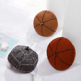 灵蔻lingo codes法式风秋冬加厚羊毛贝雷帽   43道工序手工缝制,精选优质羊毛多色可选