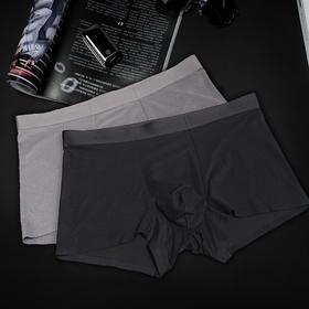 【雪绒石墨烯黑科技】抗菌吸湿透气内裤