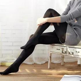 【两条装减18】ViViMOSCHINE分段式压力塑腿袜   收腹提臀塑形美腿,轻薄透气告别臃肿