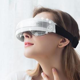 2月29日发货【自动眼保健操】SKG 眼部舒压按摩仪无线佩戴 舒压点穴 自由按摩