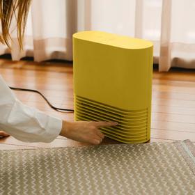 日本正负零陶瓷暖风机|电暖气取暖器家用小型迷你节能省电电暖风