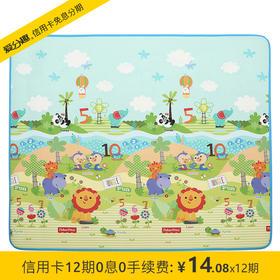 费雪 宝宝爬行垫 环保婴儿游戏垫 BMF14 0M+