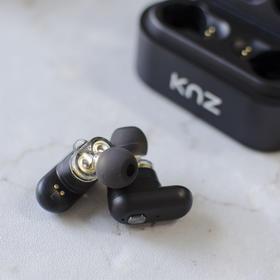 双动圈单元 | KNZ真无线蓝牙耳机