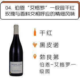 """【跨境现货】2017年赛玛年酒庄伯恩""""艾格罗""""一级园干红葡萄酒"""