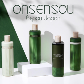 【B】日本 onsensou洗发水/护发素 300ml