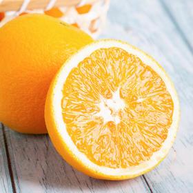 可以喝的九月红宝宝橙 汁多肉嫩 细腻甜润 酸甜可口 产地现摘新鲜直达 4斤装