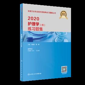 2020护理学(师)练习题集