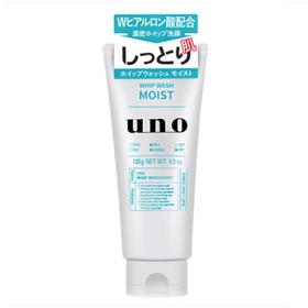 资生堂UNO吾诺男士洗面奶绿色130g