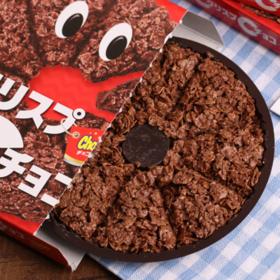【临期】日本巧克力进口网红零食 CISCO日清麦脆批巧克力牛奶原味膨化食品