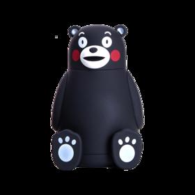 熊本熊便携保温杯(正版授权)创意造型 卡通可爱保温杯