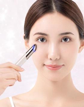H&3 光子温感美眼仪眼部按摩仪 去眼袋皱纹眼霜导入仪